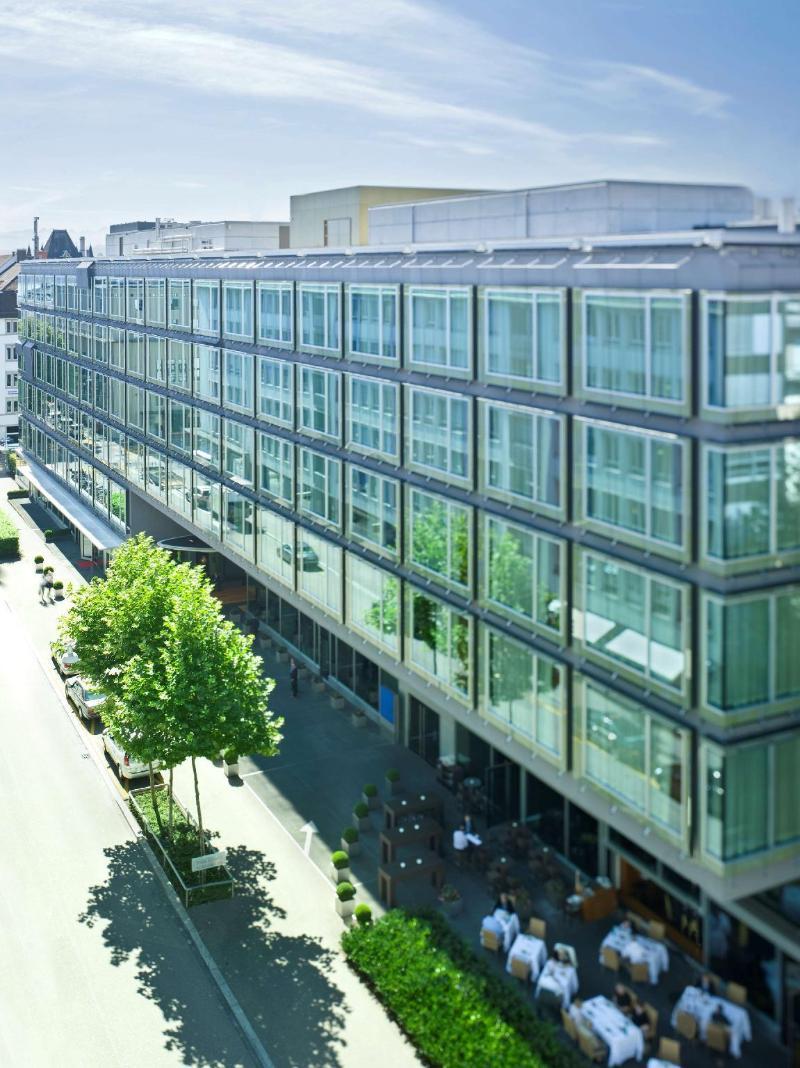 General view Park Hyatt Zurich