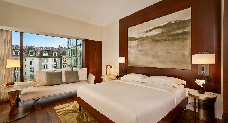 Room Park Hyatt Zurich