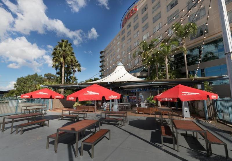 Rydges Parramatta Sydney - Terrace - 12