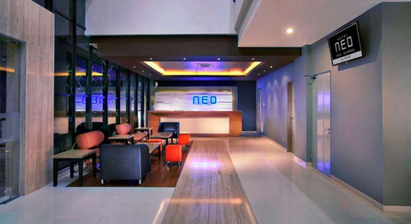 Lobby Neo Candi Semarang