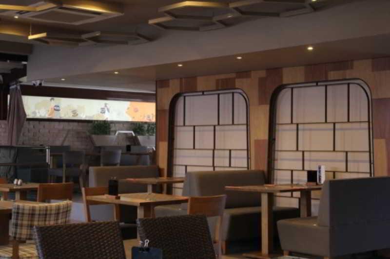Restaurant L\'onde Business Suites