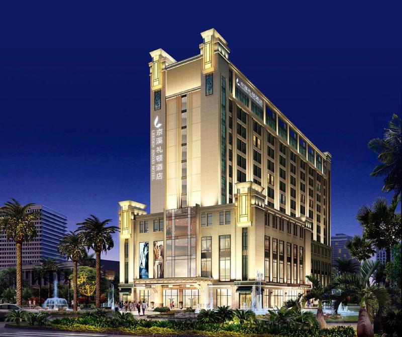 General view Leeden Jingxi Hotel