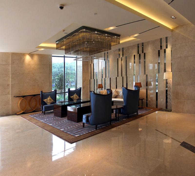 Lobby Leeden Jingxi Hotel
