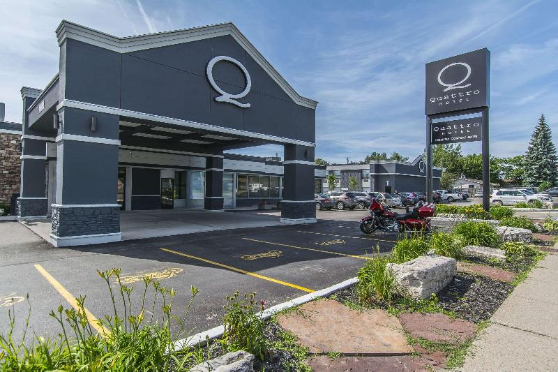 Quattro Hotel & Conference Centre - Hotel - 0