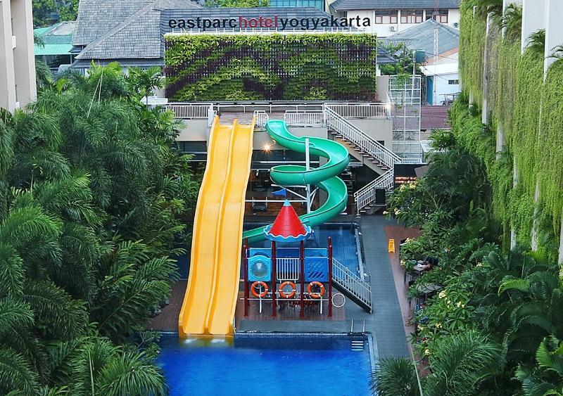 Sports and Entertainment Eastparc Yogyakarta