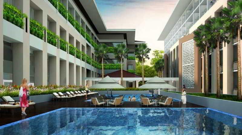 Pool Eastparc Yogyakarta