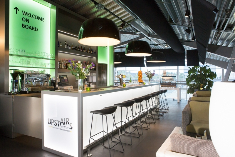Lobby Tulip Inn Eindhoven Airport