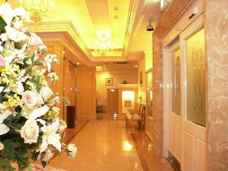 Lobby Hotel Fine Garden Umeda