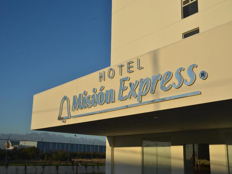 General view Misión Express Monterrey Aeropuerto La Fe