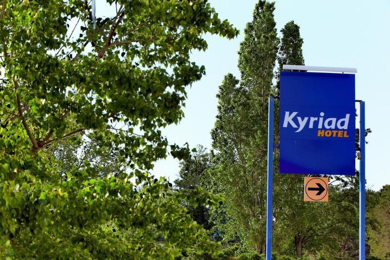 General view Kyriad Arles