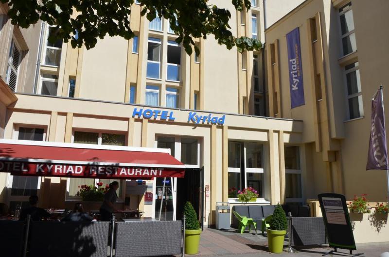 Kyriad Metz Centre - Restaurant - 10