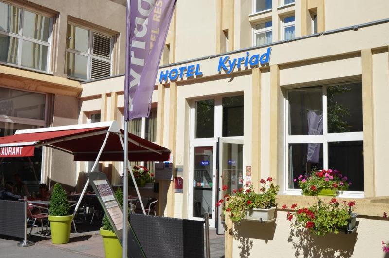 Kyriad Metz Centre - Restaurant - 9