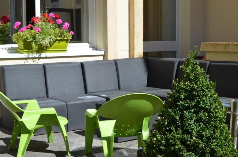 Kyriad Metz Centre - Terrace - 11