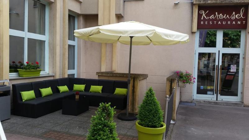 Kyriad Metz Centre - Terrace - 12