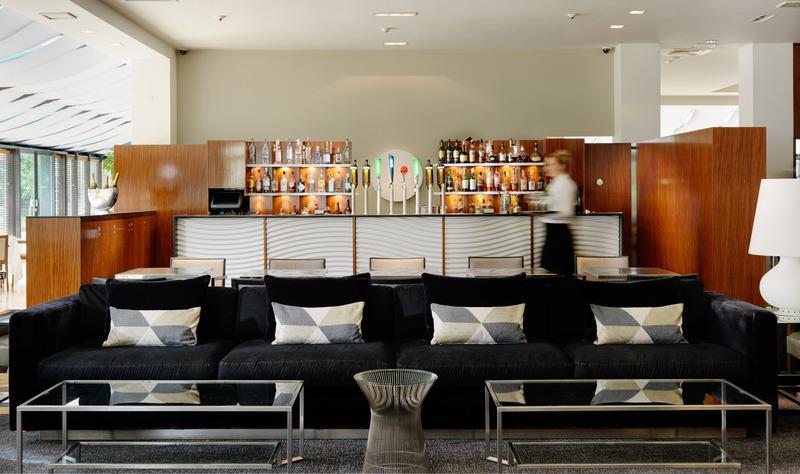Bar Herbert Park Hotel