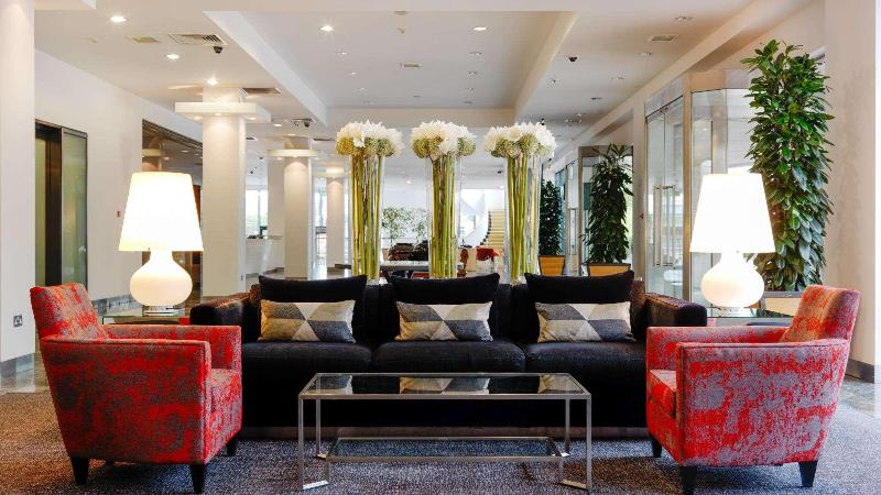 Lobby Herbert Park Hotel