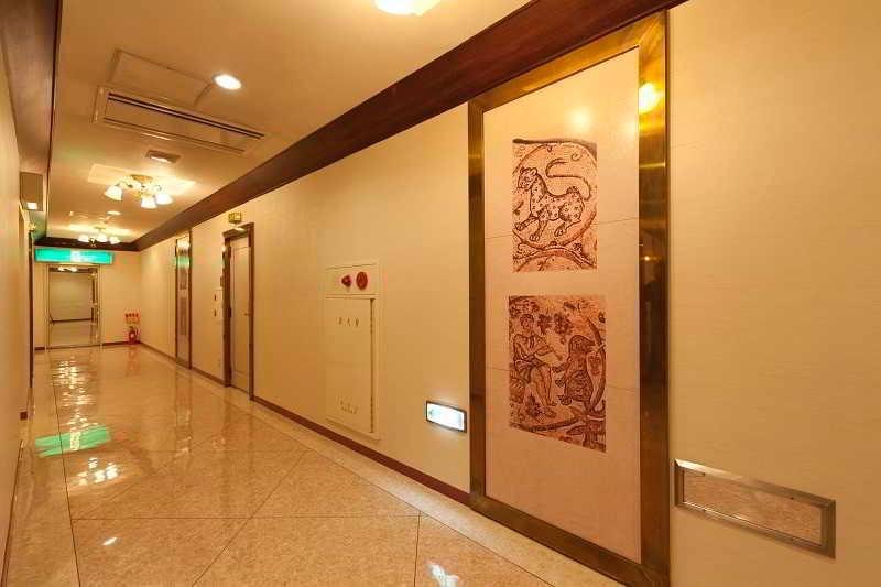 Lobby Hotel Grand Fine Toyonaka Minami