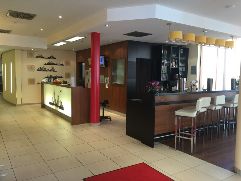 Lobby Star Inn Hotel Frankfurt Centrum, By Comfort