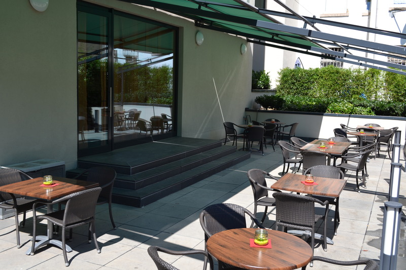Terrace Star Inn Hotel Frankfurt Centrum, By Comfort
