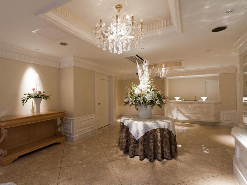 Lobby Hotel Fine Aroma Doutonbori
