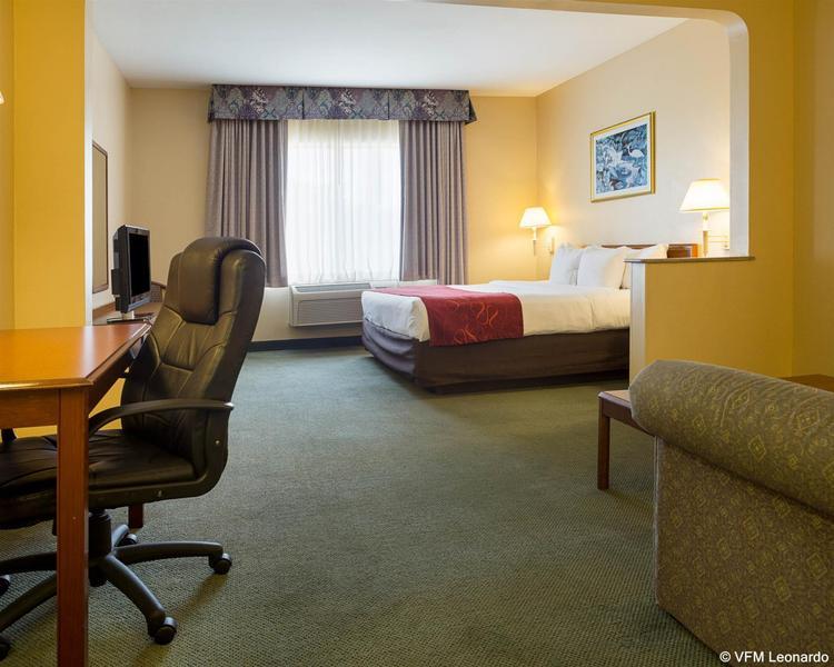General view Comfort Suites