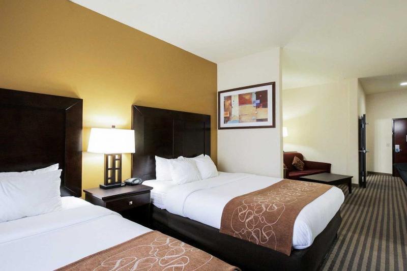 Comfort Suites North Pflugerville - Room - 1