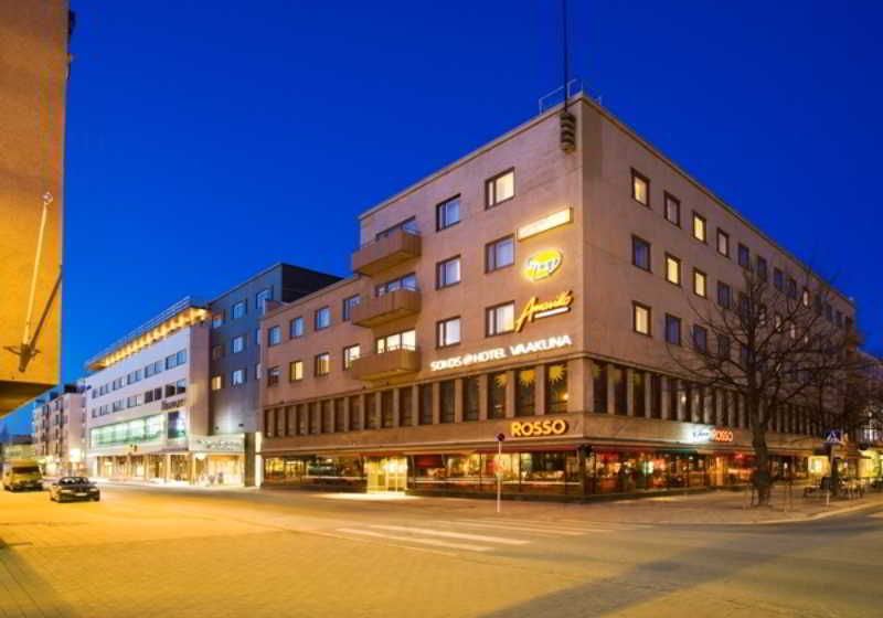 General view Original Sokos Hotel Vaakuna Joensuu