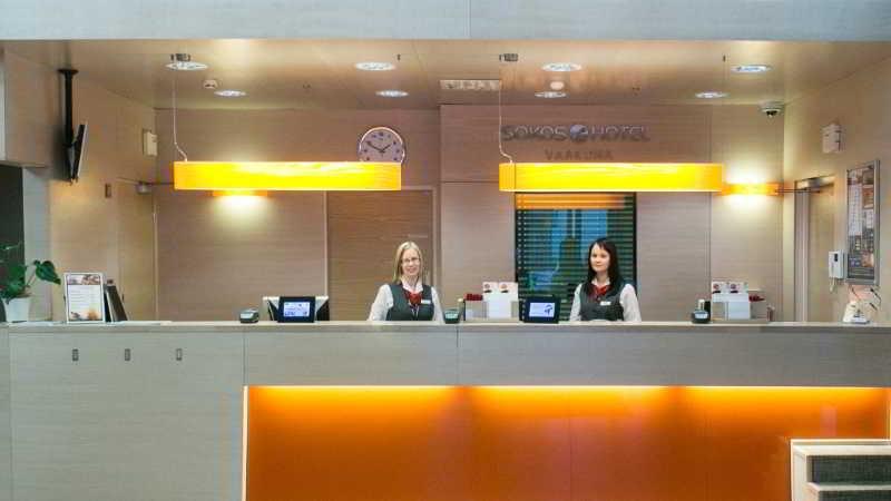 Lobby Original Sokos Hotel Vaakuna Joensuu
