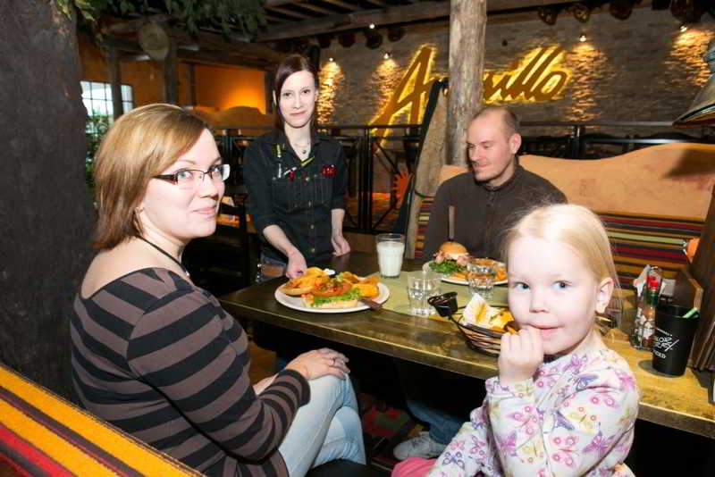 Restaurant Original Sokos Hotel Vaakuna Joensuu