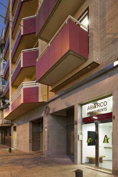General view Abarco Apartments