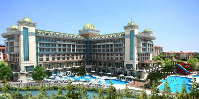 Анталья - Luna Blanca Resort