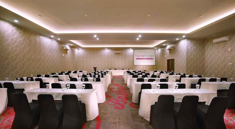 Favehotel PGC Cililitan - Conference - 3