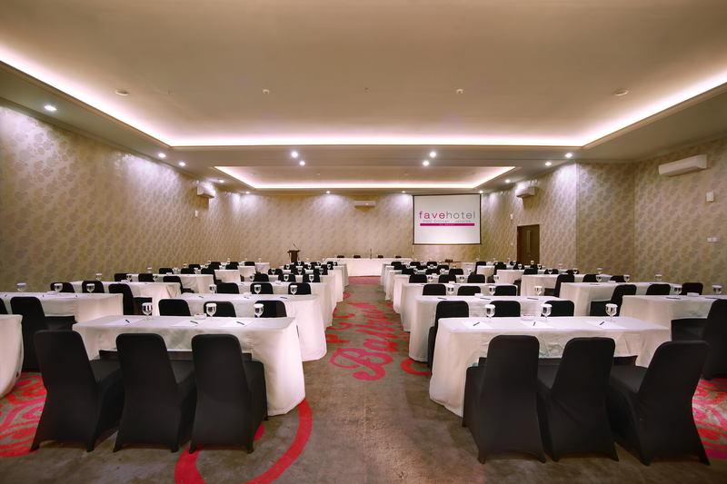 Favehotel PGC Cililitan - Conference - 13