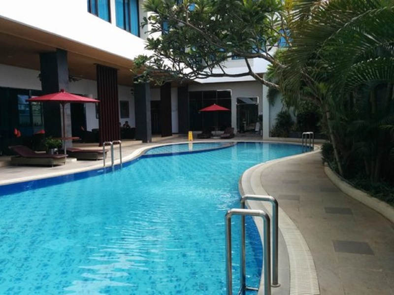 Pool Swiss-belhotel Merauke