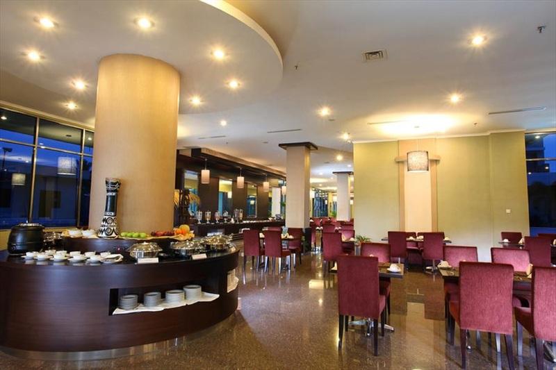 Restaurant Swiss-belhotel Merauke