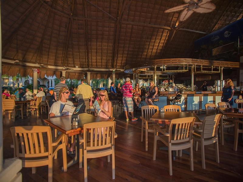 Restaurant The Landmark Resort Of Cozumel