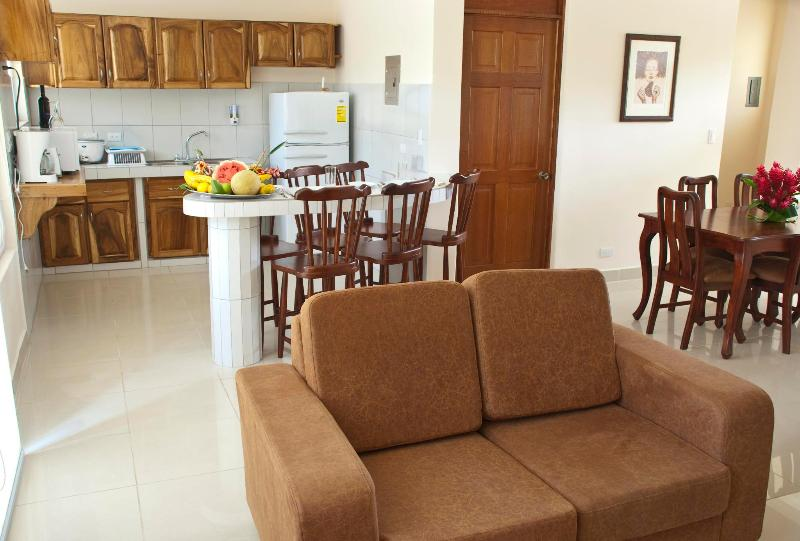 General view Apartamentos Arrecifes Punta Leona
