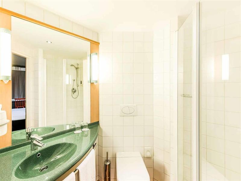 Room Ibis Wien City