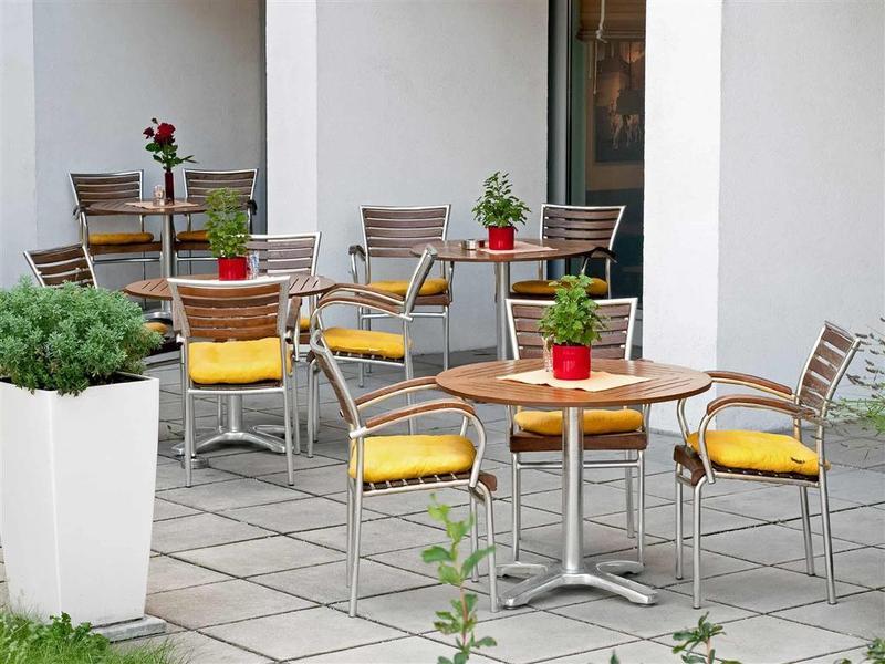 Terrace Ibis Wien City