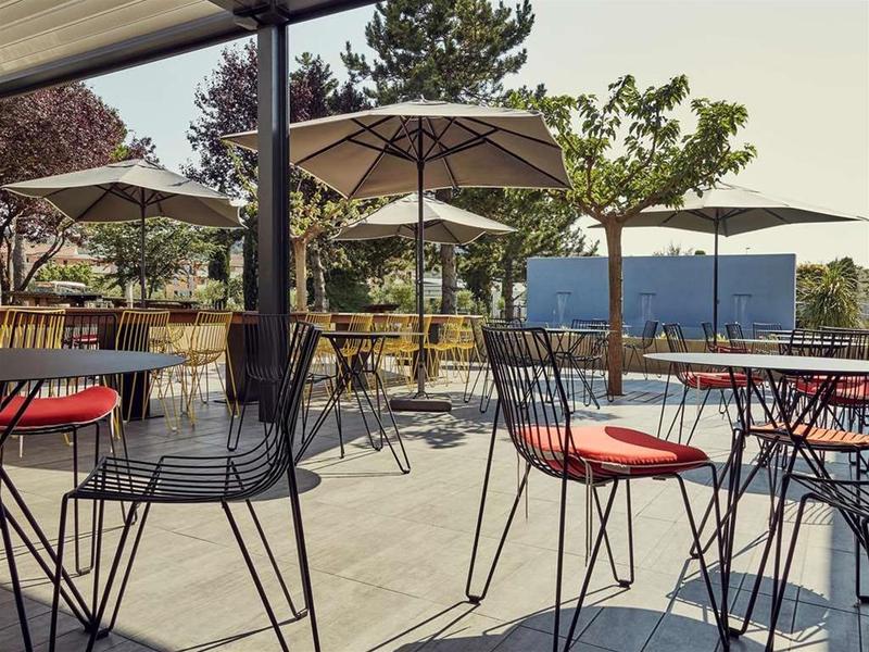 General view Ibis Aix En Provence