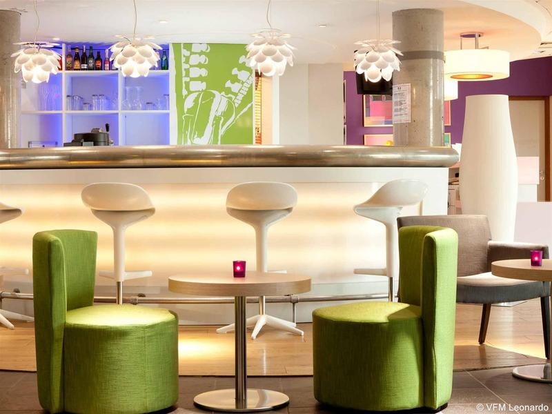 General view Ibis Styles Lille Aeroport