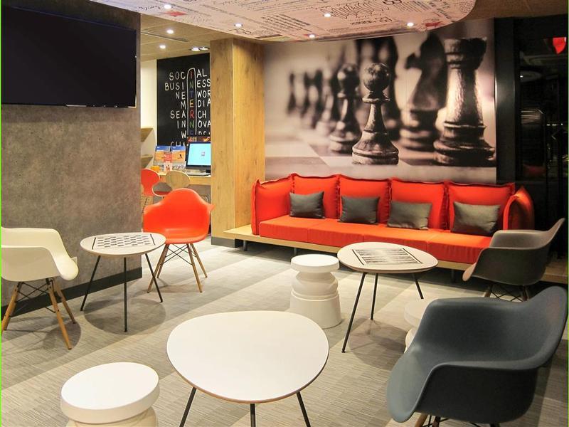 Bar Ibis Lyon Villefranche Saone