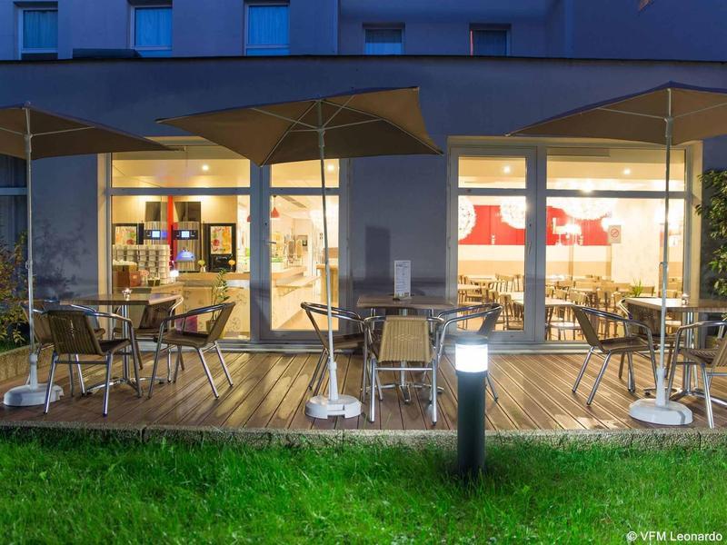 ibis Paris Porte de Vanves Parc des Expositions - Hotel - 0