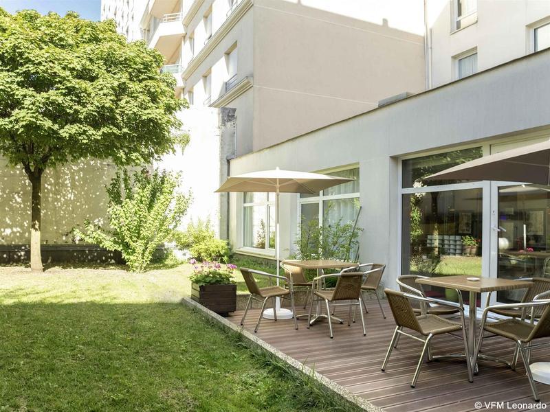 ibis Paris Porte de Vanves Parc des Expositions - Hotel - 1