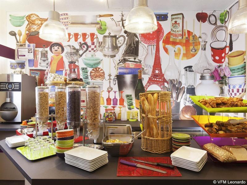 General view Ibis Styles Paris Republique
