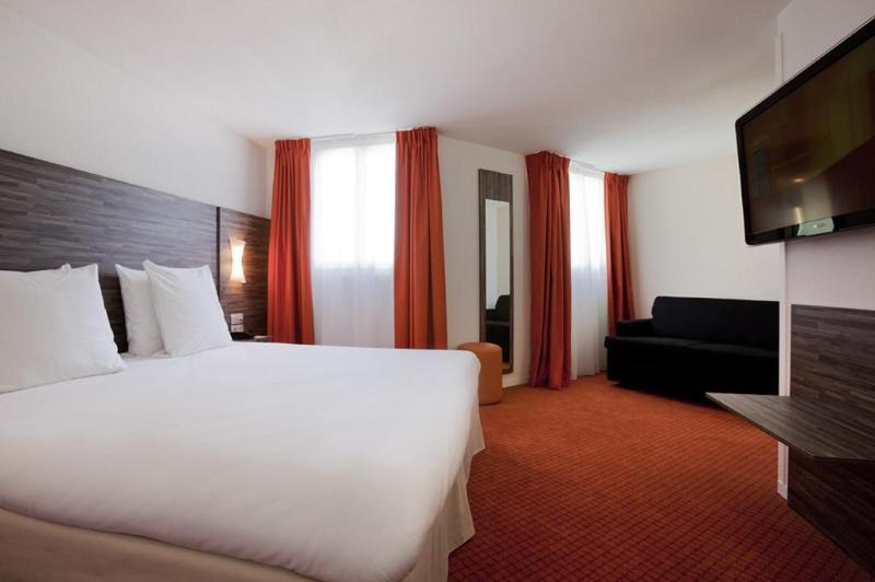 General view Ibis Styles Rennes Centre Gare Nord