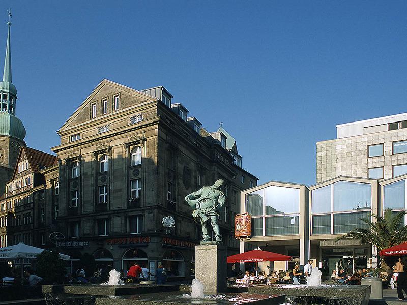 General view Ibis Dortmund City