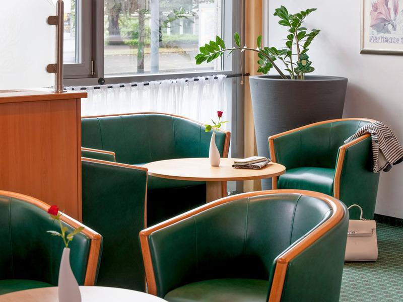 Lobby Ibis Dortmund City