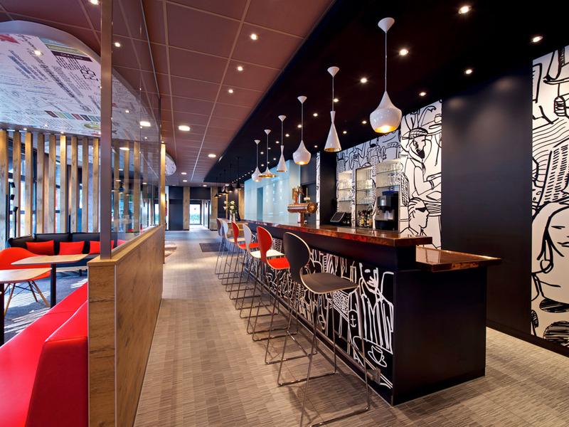 Bar Ibis Hamburg Airport