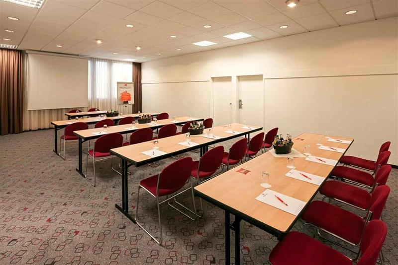 Conferences Ibis Nuernberg City Am Plaerrer